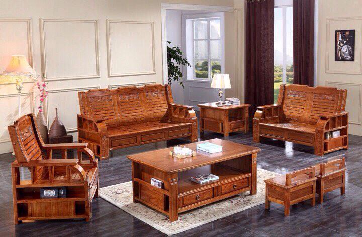 vệ sinh ghế sofa gỗ
