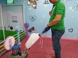 dịch vụ giặt thảm quận 3