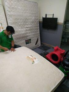 dịch vụ giặt nệm quận 6