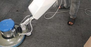 dịch vụ giặt thảm quận 4