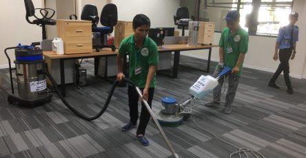 dịch vụ giặt thảm quận 11